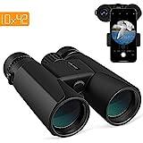 APEMAN Fernglas 10x42 kompakte Ferngläser für Vogelbeobachtung, Wandern, Jagd, Sightseeing,...