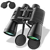 Zvpod Fernglas 12x50 - Ferngläser Klein Kompakt HD Teleskop Feldstecher Wasserdicht mit Schwach...