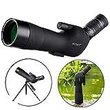 HUTACT Spektive vogelbeobachtung, 60 mm breites Objektiv, High-End-Optik Spektive für...