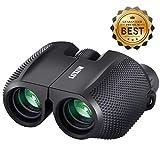 10x25 Vergrößerung Mini Binocular mit Nachtsicht,SGODDE Fernglas Kompakt Wasserdicht klappbare...