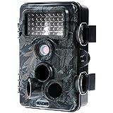 Zacro Wildkamera 12MP Bildauflösung 1080P Full HD-Video Tierbeobachtungskamera 2,4 ''...