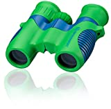 Bresser junior Kinderfernglas 6x21 für Kinder mit Mitteltriebfokussierung, Dioptrienausgleich und...