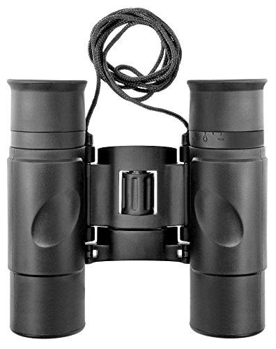 Bresser Fernglas Hunter 10x25 kompaktes Dachkant Taschenfernglas mit Mehrschichtvergütung und...
