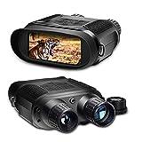 SOLOMARK Nachtsichtfernglas, 7X digitales Infrarotfernglas für 100% Dunkelheit - 1280x720p...