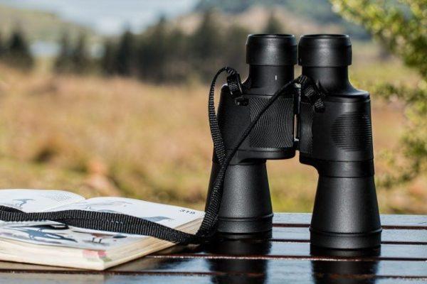 Fernglas für Beobachtungen in der Astronomie