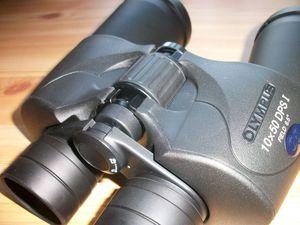 Olympus 10×50 DPS-I Fernglas Testbericht