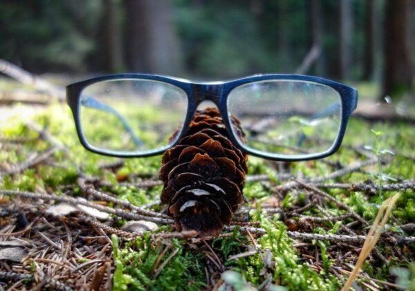 Fernglas für Brillenträger