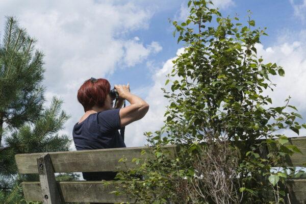 Fernglas für Naturbeobachtungen