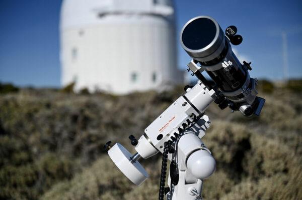 Fernglas oder Fernrohr bzw. Teleskop